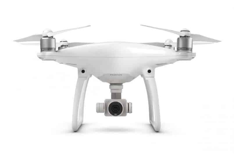 DJI Phantom 4 Frontal