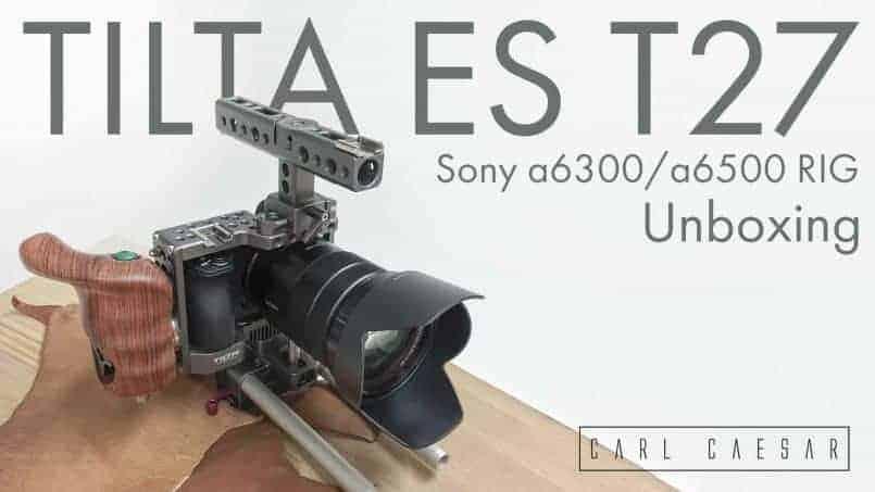 tilta-es-t27-rig-para-sony-a6300a6500-unboxing-miniatura