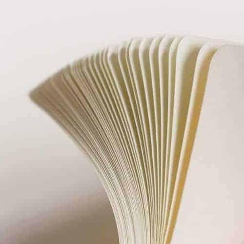 Libreta Leuchtturm1917 A5 calidad del papel