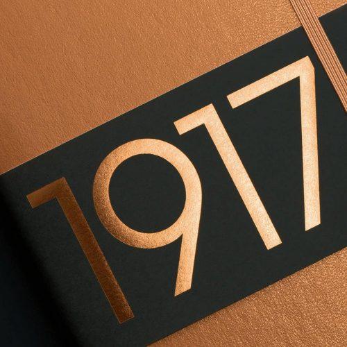 Leuchtturm1917 Edición Especial Cobre A6 Tapa Dura