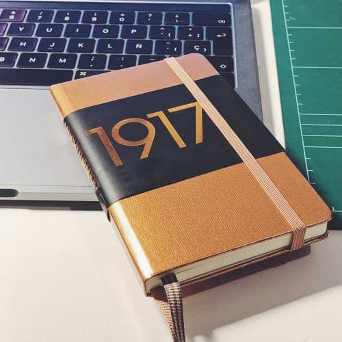 Leuchtturm1917 Edición Especial Cobre Pocket