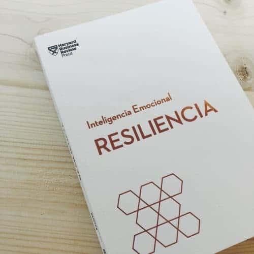 Libro Resiliencia (Serie Inteligencia Emocional) HBR