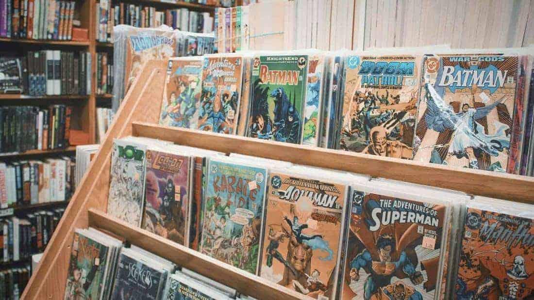 Por que el mundo no necesita a Superman tienda de cómics